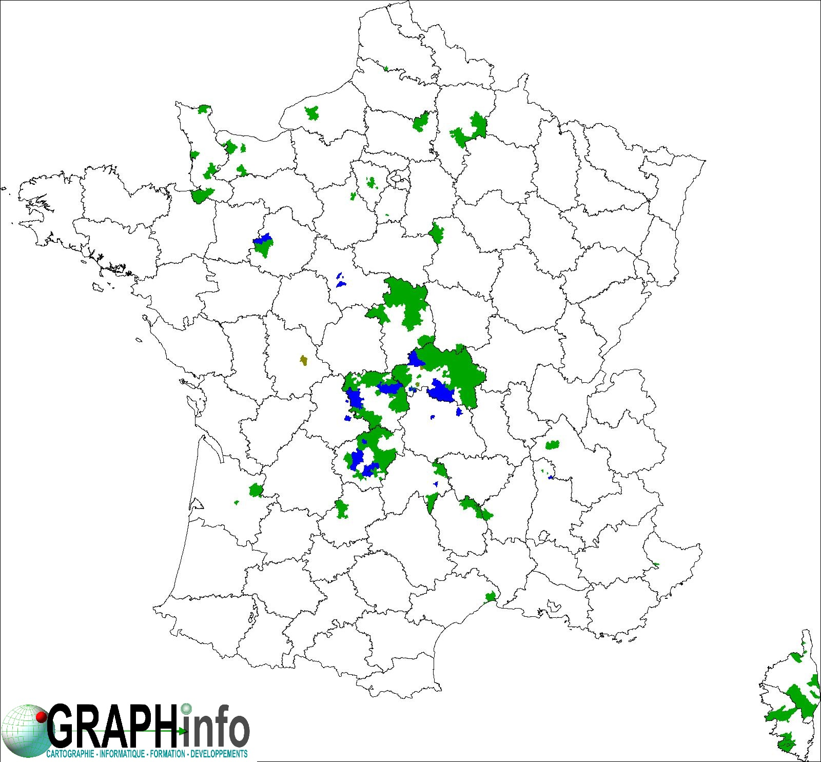 implantation logiciel spanc de grapginfo en france